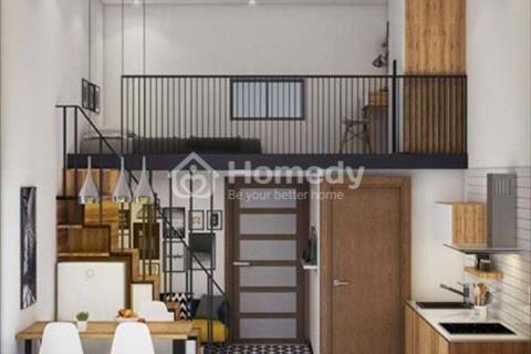Căn hộ mini cao cấp, full nội thất, phong cách Châu Âu, tiết kiệm không gian