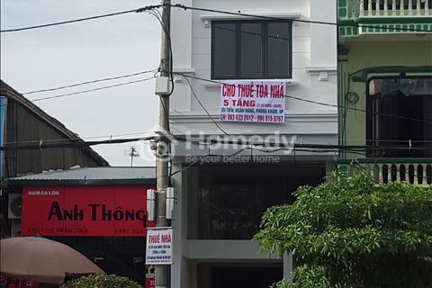 Cần cho thuê nhà mặt đường Quốc lộ 32 khu 7 - Trạm Trôi - Hoài Đức - Hà Nội