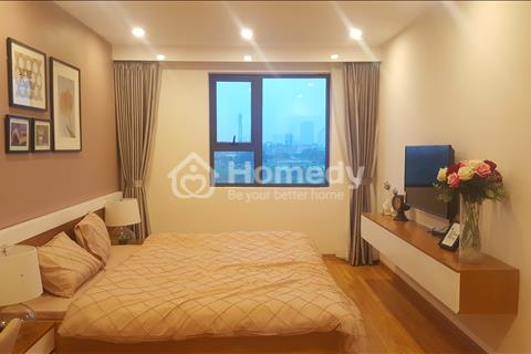 Bán nhanh căn hộ 56 m2 chung cư Núi Trúc Square phường Kim Mã full nội thất giá 2 tỷ