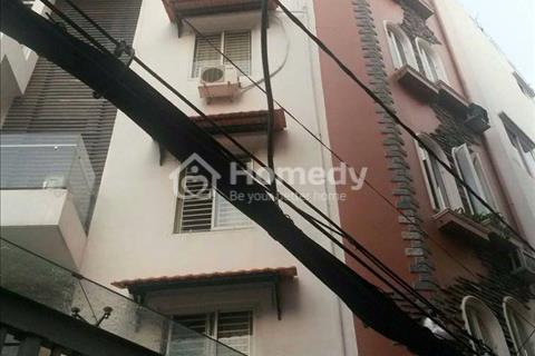 Bán gấp nhà hẻm xe hơi Nguyễn Trãi, 33 m2, 5 tầng, giá 7 tỷ, 2 mặt tiền kinh doanh, chính chủ