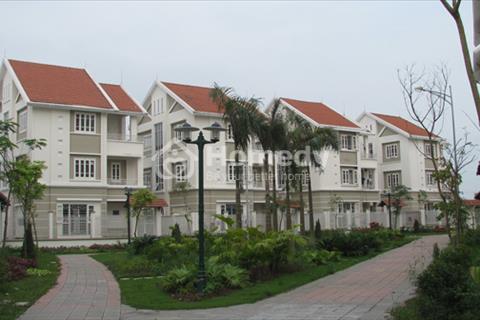 Chính chủ cần bán gấp nhà biệt thự song lập khu N09