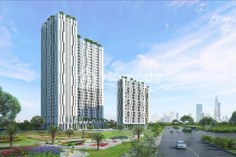 Sang nhượng căn hộ Officetel căn A.03-10, giá đợt 1 thanh toán 30% xây đến tầng 5