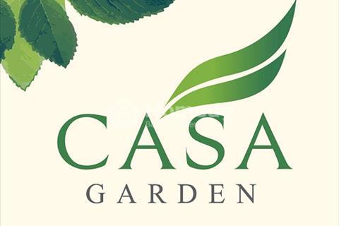 Đất nền Casa Garden  - Khu căn hộ Amazing City