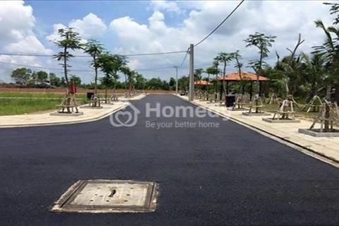 Bán đất thổ cư sổ hồng Hóc Môn giá 200 triệu, diện tích 100 m2
