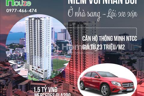 Nha Trang City Central - Ở nhà sang, lái xe xịn!!!