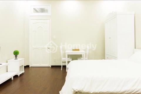 Cho thuê căn hộ Đường Nguyễn Hữu Cảnh đầy đủ nội thất giá 10 triệu/tháng (có bếp)