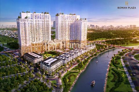 """(*) Bảng giá mới nhất từ chủ đầu tư """"Roman Plaza"""" Mỗ Lao, Hà Đông - Giá 24 triệu/m2"""