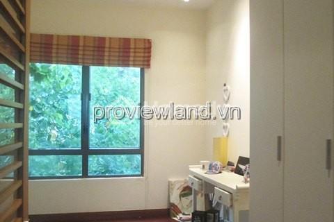 Villa Riviera Quận 2 cho thuê có 300 m2, 4 phòng ngủ, 3 tầng