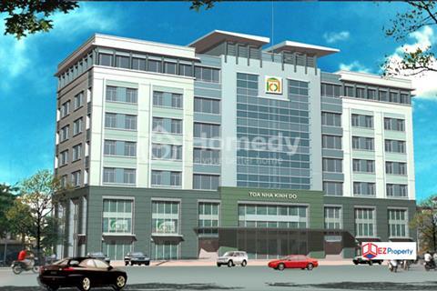Cho thuê văn phòng chuyên nghiệp tòa nhà Kinh Đô