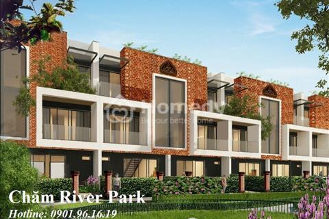 Biệt thự nghĩ dưỡng ven biển Đà Nẵng chỉ 1,7 tỷ căn 120 m2 Chăm River Park