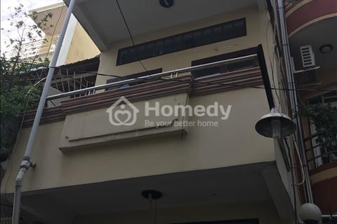 Nhà bán 3 m x 16 m hẻm xã hội 533 đường Huỳnh Văn Bánh, quận Phú Nhuận