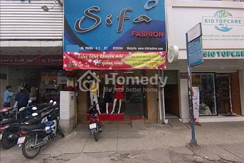Nhà mặt tiền cho thuê đường Nguyễn Trãi, Phường 11, Quận 5