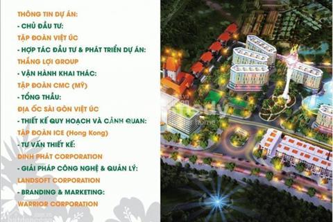 Aloha Beach Village Hawaii thu nhỏ, cơ hội đầu tư lâu dài siêu lợi nhuận