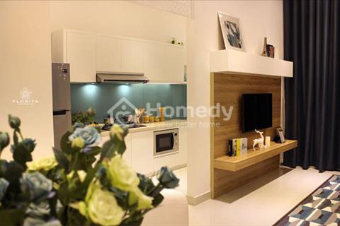 Cần cho thuê căn liền kề quận 1, nhà mới nhận, full nội thất, căn góc, 86 m2, chỉ 700 USD/tháng