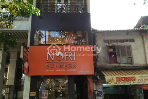 Cho thuê nhà mặt tiền đường Huỳnh Thúc Kháng, Phường Bến Nghé, Quận 1, Hồ Chí Minh