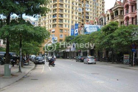 Nhà mặt phố Trần Quý Kiên kéo dài, diện tích 42 m2, 5 tầng mới, mặt tiền 3,4 m.