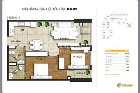 Chung cư 440 Vĩnh Hưng, nhận nhà ở ngay, tặng gói nội thất 80 triệu, vay vốn lãi suất 0%