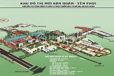Ảnh đại diện - Khu đô thị mới Văn Quán