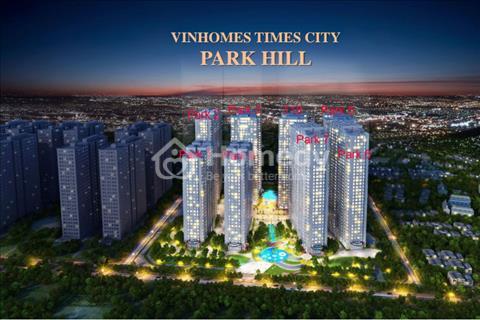 Bán căn góc 3 phòng ngủ hướng đẹp tại tòa Park 5 diện tích 103,8 m2 giá 4,2 tỷ