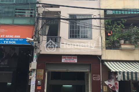 Nhà nguyên căn mặt tiền đường Nguyễn Đình Chiểu, phường 4, quận 3