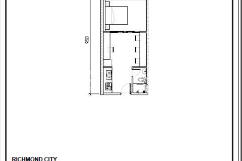 Chính chủ cần sang lại căn officetel Richmond City tầng 10 giá 1,1 tỷ
