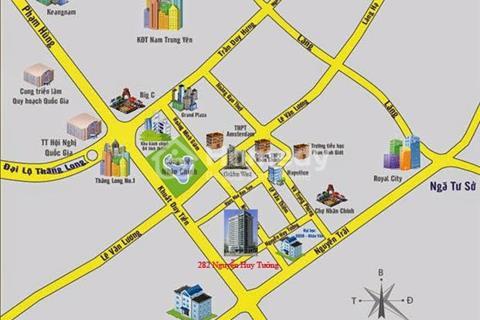 Mở bán căn hộ đẹp nhất tại chung cư 282 Nguyễn Huy Tưởng  Hà Nội