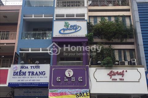 Nhà mặt tiền cho thuê đường Ngô Quyền, Phường 6, Quận 5.