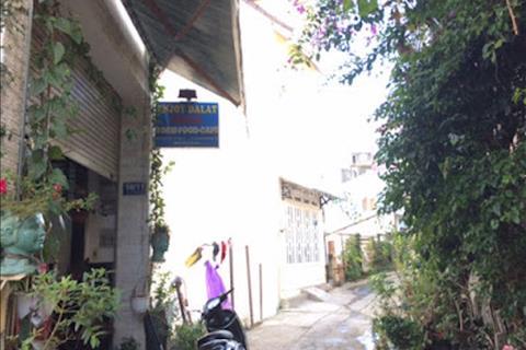 Bán Homestay ngay trung tâm Thành phố Đà Lạt (3,55+4,55 x 21 = 83 x 3 = 243 m2)