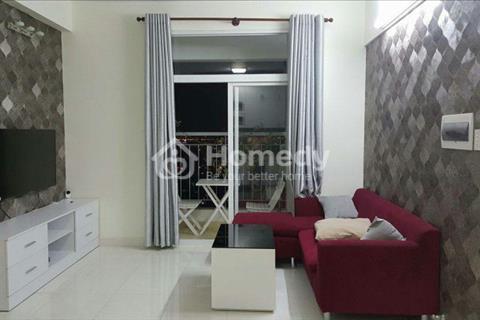 Căn hộ Hưng Ngân diện tích 65 m2 thiết kế 2 phòng ngủ, 2 WC