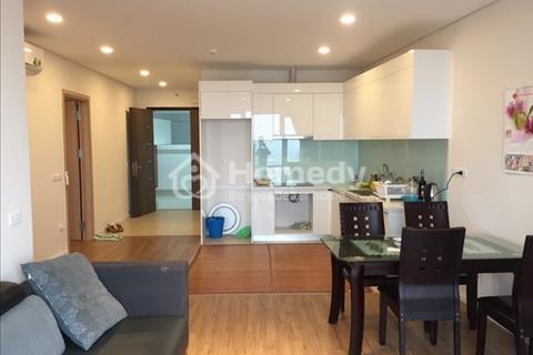 Cho thuê căn hộ 2 phòng ngủ Everrich Infinity. Hoàn thiện cơ bản diện tích 75 m2. Giá thuê 800 USD
