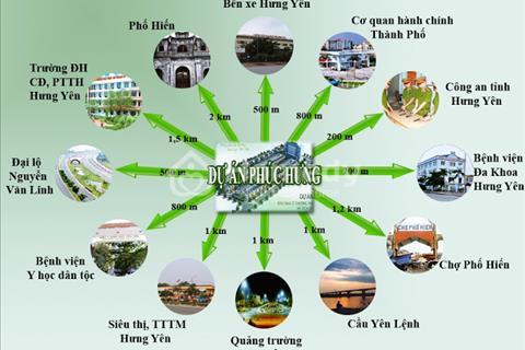 Phúc Hưng Complex, Hiến Nam, Hưng Yên chỉ từ 1 tỷ/ lô