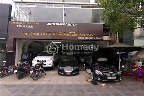 Cho thuê nhà hẻm Hoàng Sa, Phường Đa Kao, Quận 1