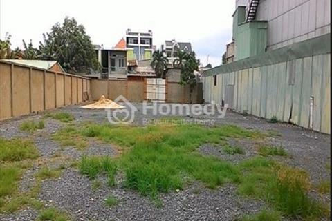 Cho thuê đất đường Đề Thám, Phường Cô Giang, Quận 1, diện tích 16 x 37 m nở hậu 26 m