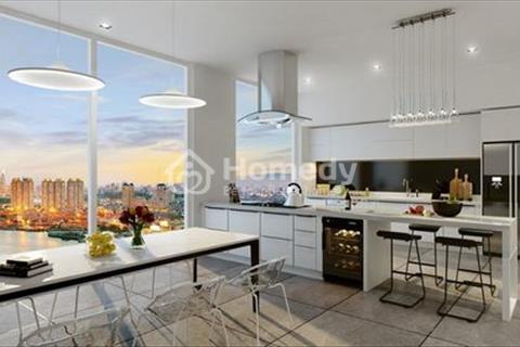 Bán căn Penthouse chung cư Masteri Thảo Điền 324 m2, 4 phòng ngủ tầng cao