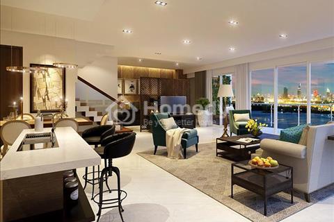 Cần bán căn hộ Đảo Kim Cương 166 m2, 2 mặt view sông tuyệt đẹp, tháp Brilliant