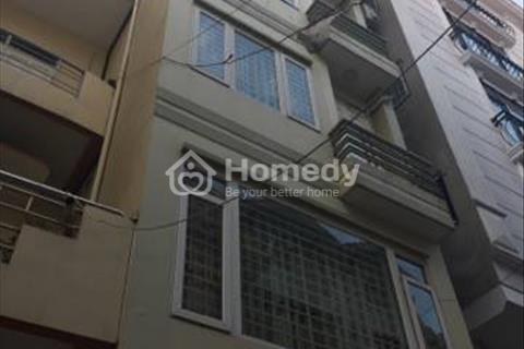Bán nhà phân lô phố Lạc Trung 85 m2, 5 tầng mới, gara ô tô, 7,6 tỷ!