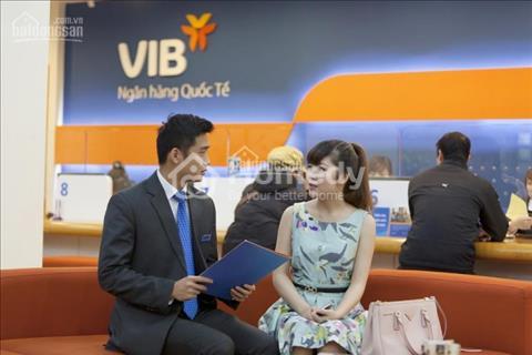 VIB mở bán block đất mới ngay cổng khu công nghiệp vị trí cực đẹp, hỗ trợ vay 80%