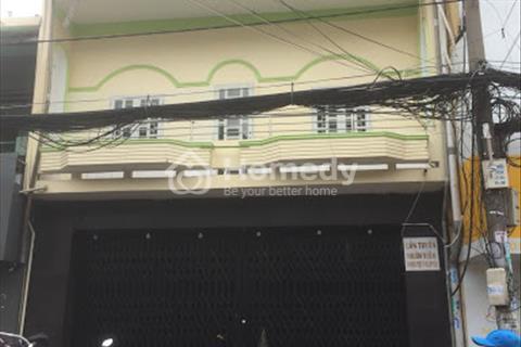 Cho thuê nhà mặt tiền đường Châu Văn Liêm, phường 10, quận 5