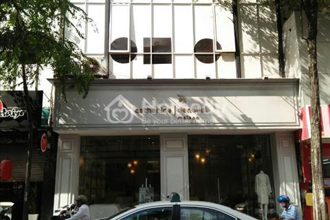 Cho thuê tòa nhà mặt tiền đường Nguyễn Hữu Cảnh, quận Bình Thạnh
