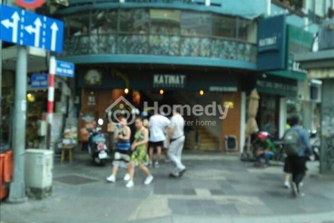 Cho thuê nhà 2 mặt tiền đường Cao Thắng, Phường 5, Quận 3, Hồ Chí Minh.
