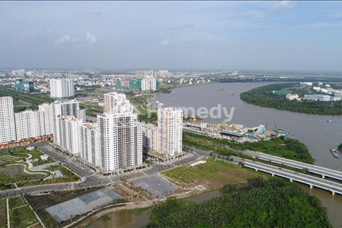 New City Thủ Thiêm, căn góc 3 phòng ngủ, 133 m2, view sông, tầng 10, hướng Tây Bắc