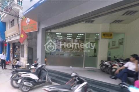 Cho thuê nhà mặt phố Nguyễn Thái Học 40 m2, giá rẻ