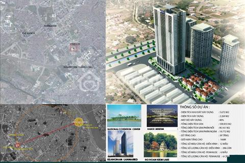 Cần bán gấp căn hộ 2A diện tích 101 m2 tầng 21 chung cư CT4 Vimeco giá rẻ