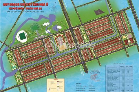 Khu dân cư Phú Xuân nhà phố 17 triệu/m2 - biệt thự 16 triệu/m2