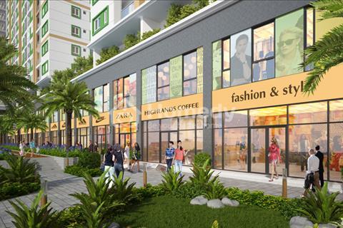 Cơ hội đầu tư hấp dẫn 5 căn trệt thương mại (Shophouse) cho thuê 600 triệu, chuẩn bị bàn giao