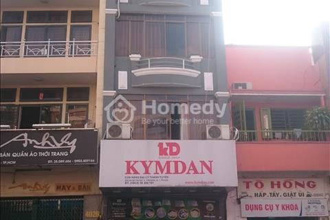 Cho thuê nhà mặt tiền đường Trần Khắc Chân, Phường Tân Định, Quận 1