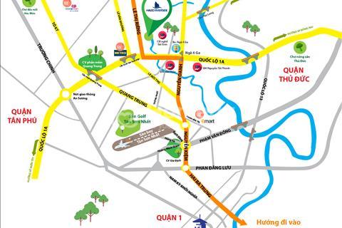 Chỉ cần thanh toán trước 250 triệu sở hữu ngay căn hộ Hà Đô Riverside, view sông thoáng