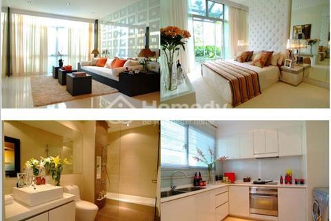 Bán căn hộ The Vista Quận 2, diện tích 150 m2, 3 phòng ngủ, full nội thất view sông