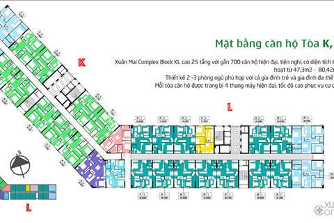 Sở hữu căn hộ mơ ước tại Hà Nội chỉ với 16 triệu/m2 diện tích 63 m2, chiết khấu 3%, lãi suất 0%