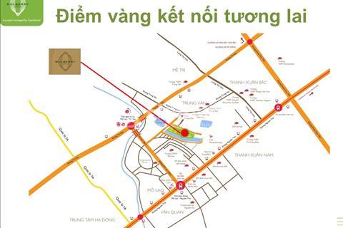 Chung cư Mulberry Lane không gian Singapore giữa thủ đô Hà Nội